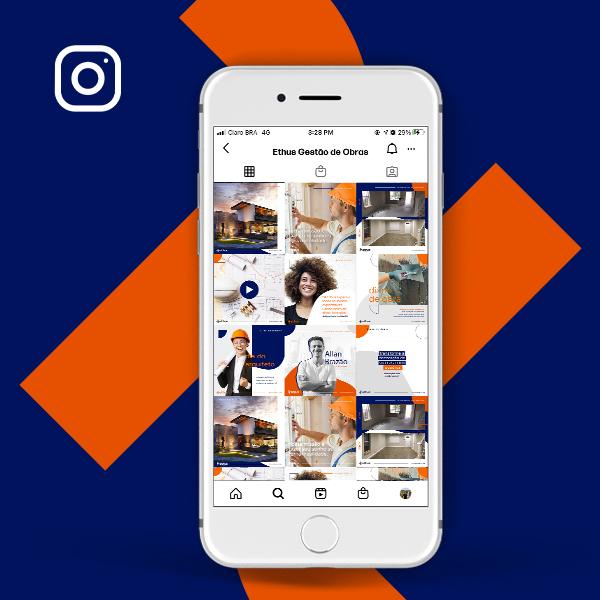 Ethus – Social Media