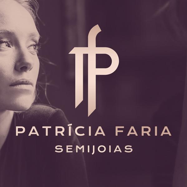 Patrícia Faria – Semijoias – Branding