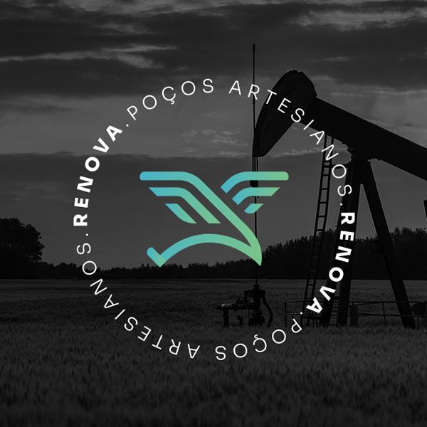 Renova Poços Artesianos – Branding